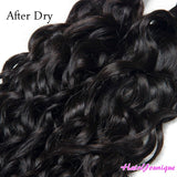 Water wave hair bundle deals off black