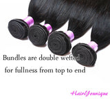 Thick human air bundles double weft
