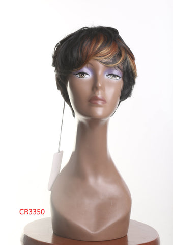 Cheap short pixie cut wig