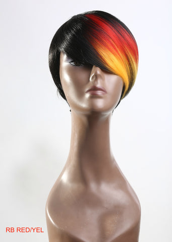Short pixie length wig cheap