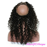 Deepwave 360 frontal closure 18 inch