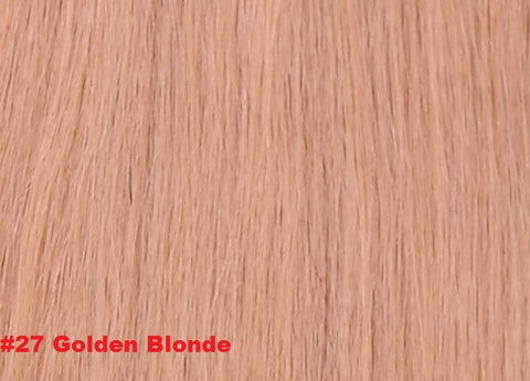 Honey blonde yaki human hair weaves cheap