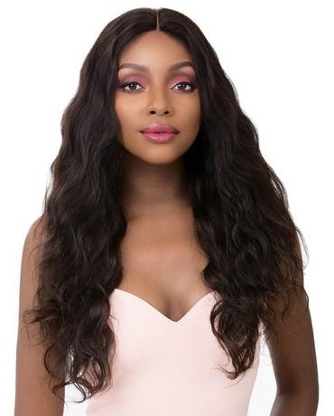 "20"" 100% Premium Virgin Human Hair Wig ( 360, Pre-Plucked Bodywave Natural Color)"