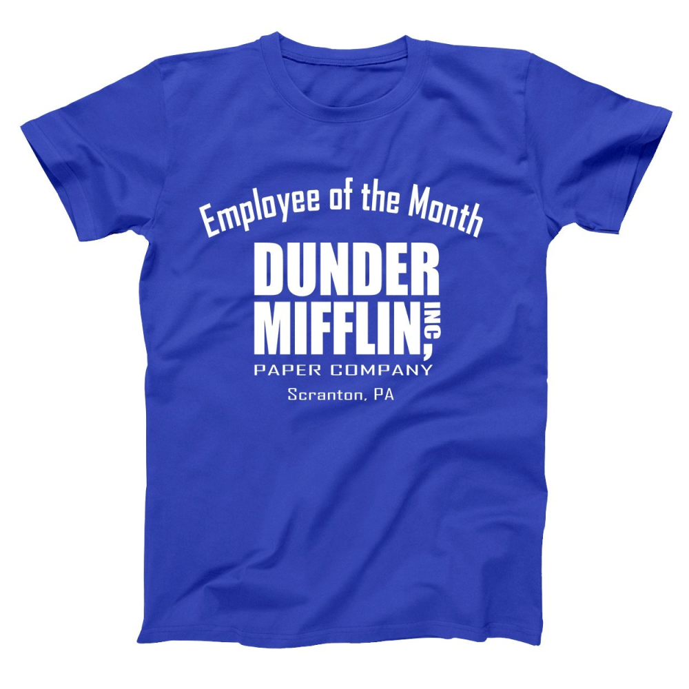 Dunder Mifflin Employee Of The Month Men's T-Shirt