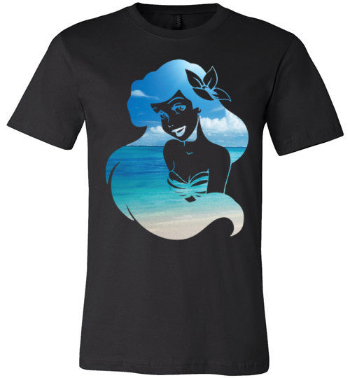 Beach Mermaid | Unisex White T-Shirt | Eternal Weekend - 2