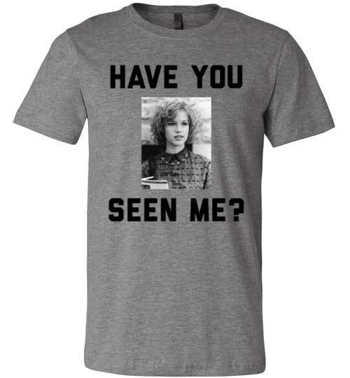 Have You Seen Me (Molly)? | Unisex White T-Shirt | Eternal Weekend - 2