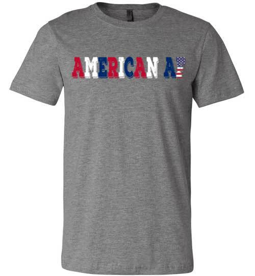 American AF | Unisex Black T-Shirt | Eternal Weekend - 2