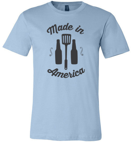 Made In America Shirt | Unisex White T-Shirt | Eternal Weekend - 2
