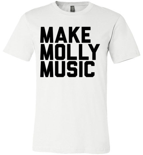 Make Molly Music | Unisex Gray T-Shirt | Eternal Weekend - 2