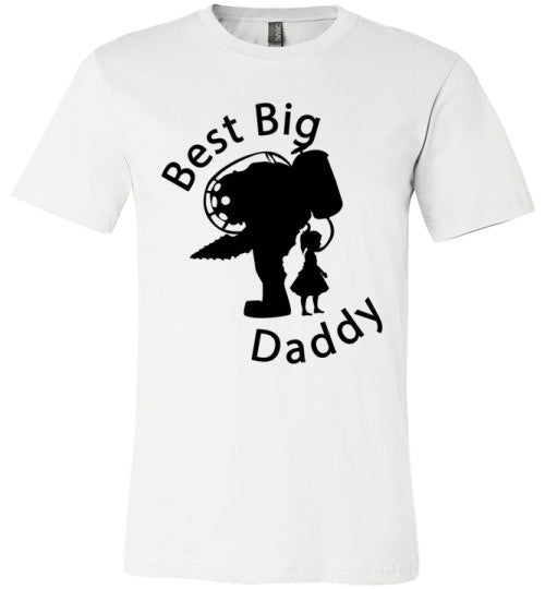 Best Big Daddy | Unisex Gray T-Shirt | Eternal Weekend - 2