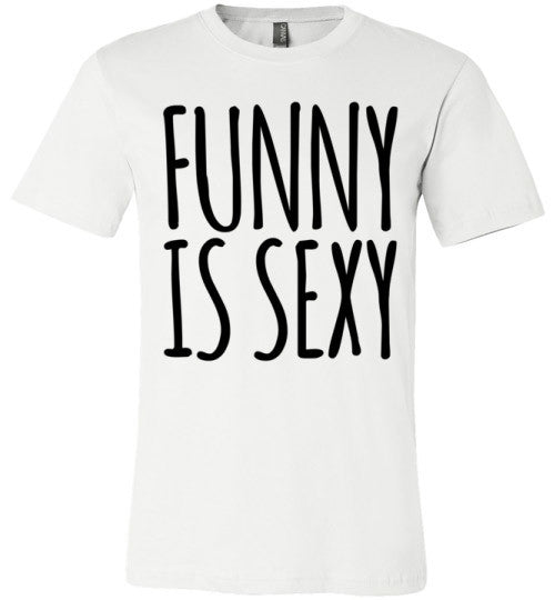 Funny Is Sexy | Unisex Gray T-Shirt | Eternal Weekend - 2