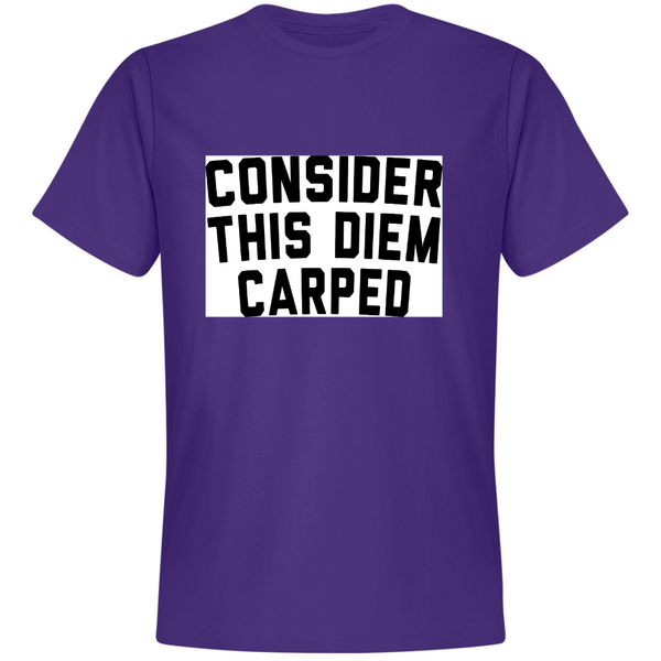 Carped that Diem - Premium Tee - JG