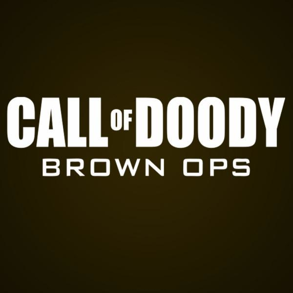 Call Of Doody Baby One Piece