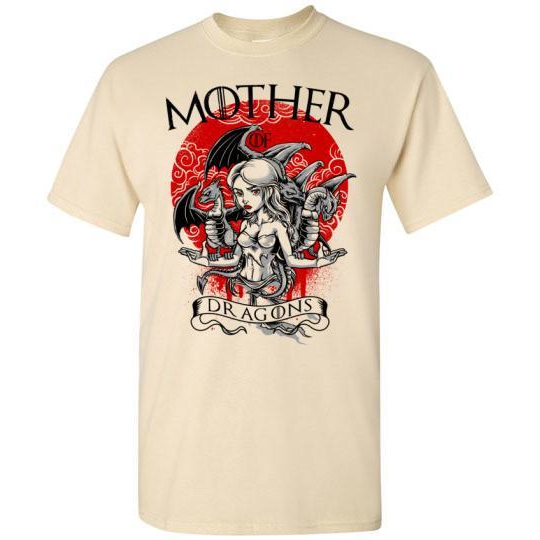 Game of Thrones Mother of Dragons Unisex T-shirt
