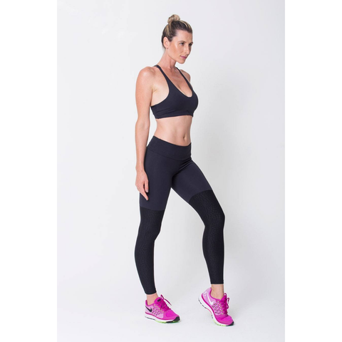 Black Crocodille Legging