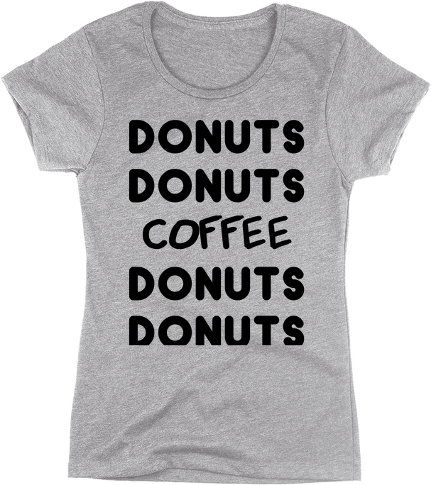Donuts Donuts Coffee Donuts Donuts | Apparel | Eternal Weekend - 1