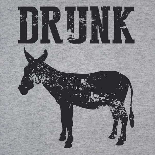 Drunk A#S Men's T-Shirt