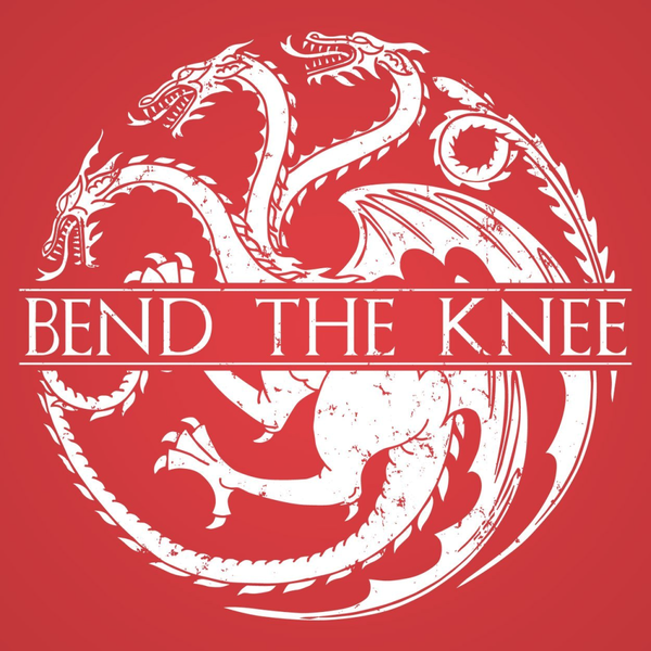 Bend The Knee Men's T-Shirt