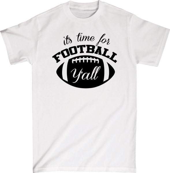 It's Time For Football Y'all | Apparel | Eternal Weekend - 5