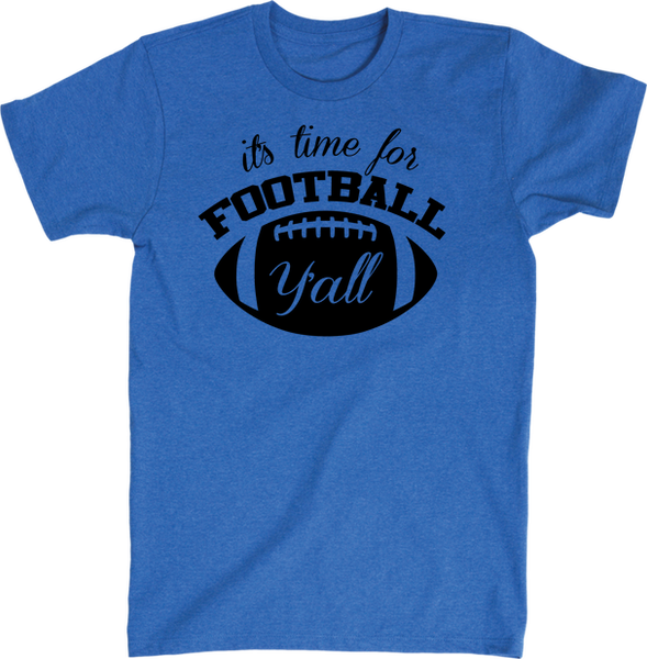 It's Time For Football Y'all | Apparel | Eternal Weekend - 3