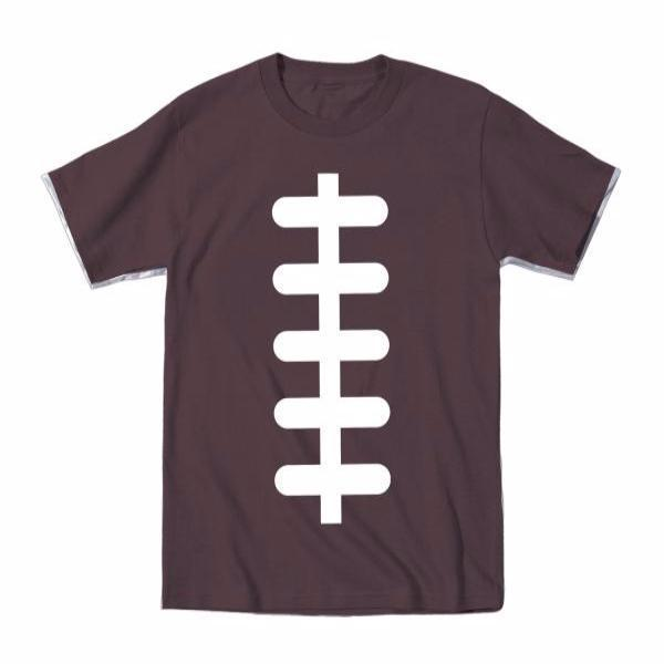 Football Laces Toddler T-Shirt