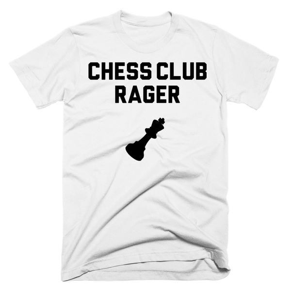Chess Club Rager T-Shirt | Unisex Gray T-Shirt | Eternal Weekend - 2