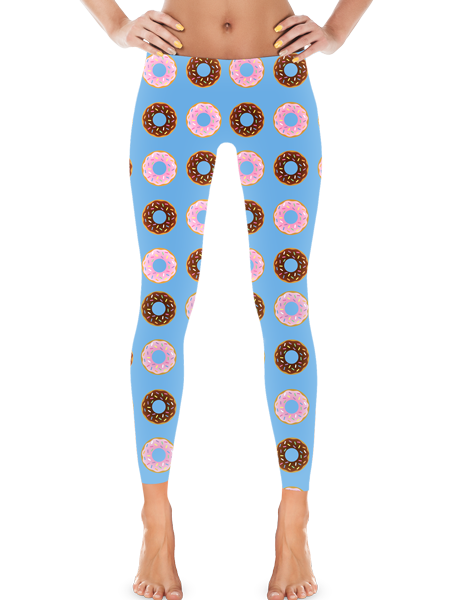 Donut Leggings | Leggings | Eternal Weekend - 1