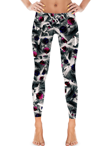 Galaxy Cat Leggings | Leggings | Eternal Weekend - 1