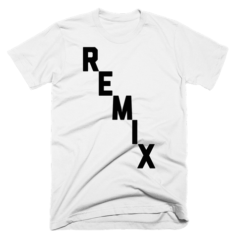Remix | Unisex White T-Shirt | Eternal Weekend - 1