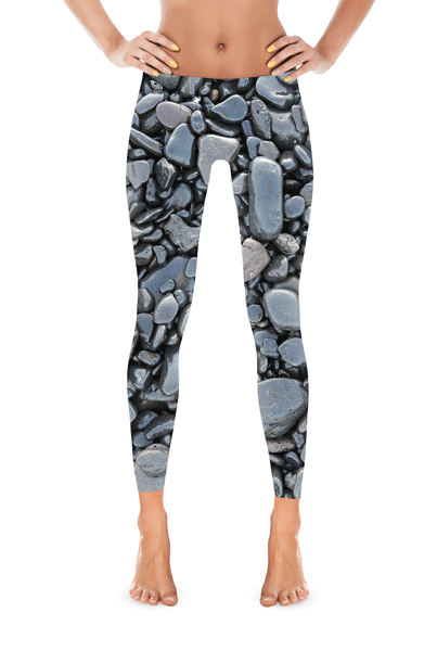 Rock Out (Pebble) Leggings | Leggings | Eternal Weekend - 1