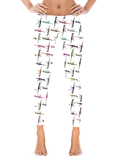 T-Rex Leggings | Leggings | Eternal Weekend - 1