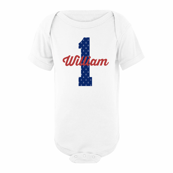 William's First