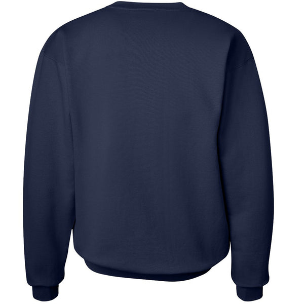 Good Vibrations - Cotton Crewneck Sweatshirt - JG