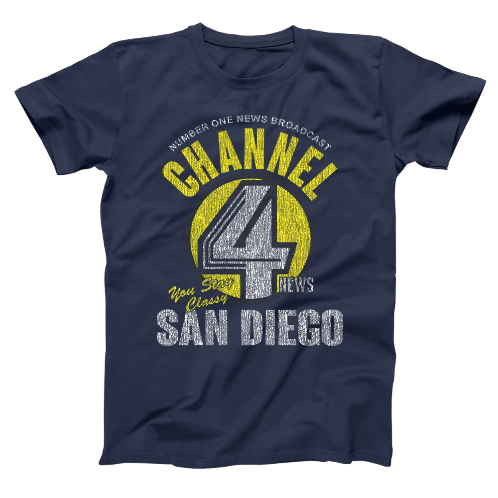 Channel 4 News Men's T-Shirt