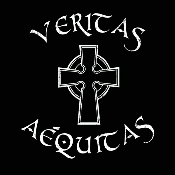 Boondocks Saints Veritas Aequitas Men's T-Shirt