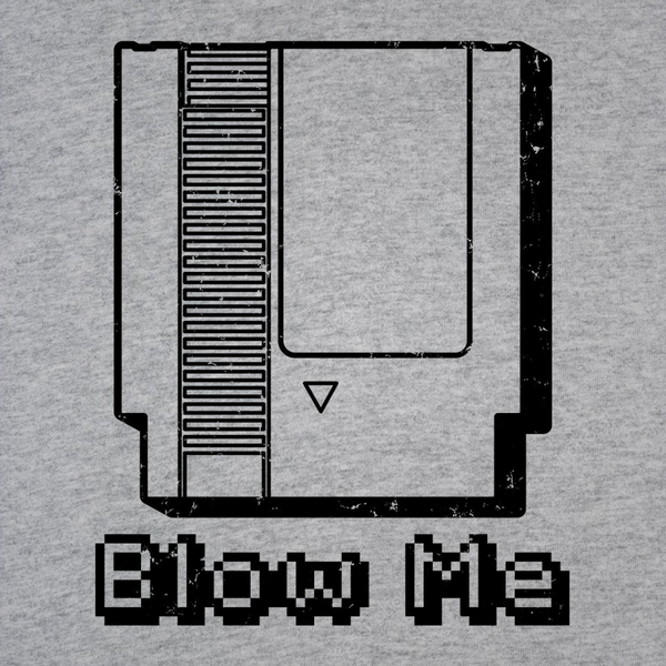 Blow Me Nes Men's T-Shirt