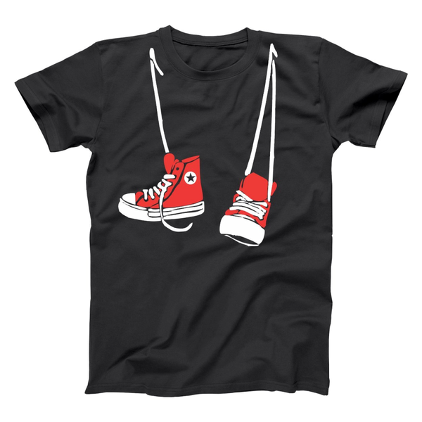 Chuck Shoes Adults Men's T-Shirt