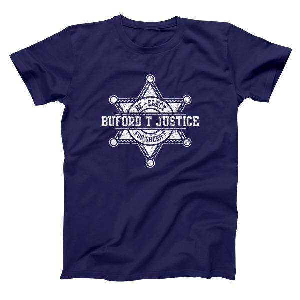 Buford T Justice Men's T-Shirt