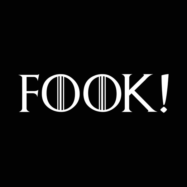 Fook! Men's T-Shirt