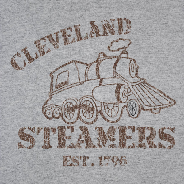 Cleveland Steamers Est 1796 Men's T-Shirt