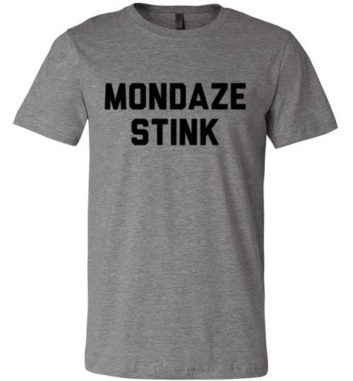 Mondaze Stink | Unisex Gray T-Shirt | Eternal Weekend - 2