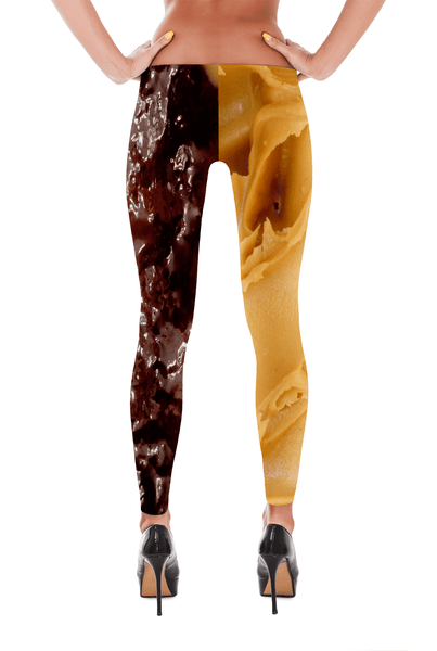 Peanut Butter and Jelly Leggings | Leggings | Eternal Weekend - 2
