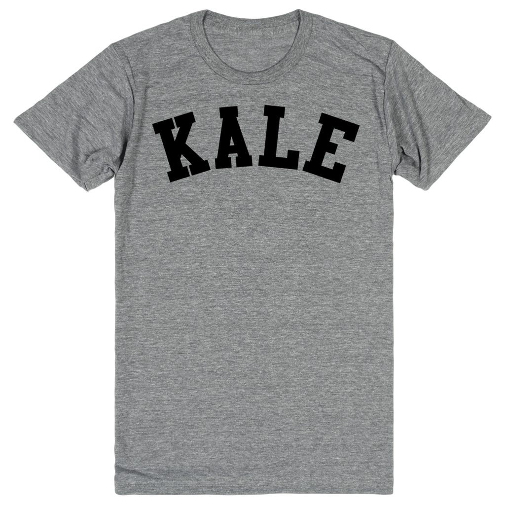 Kale | Unisex Gray T-Shirt | Eternal Weekend - 1