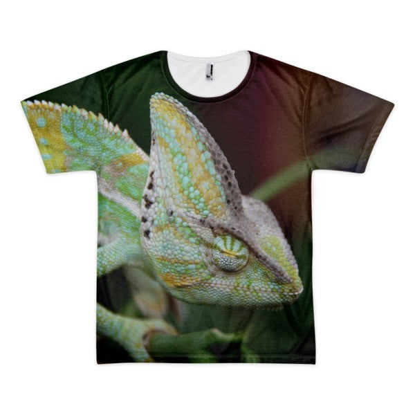 The Curious Chameleon | All-Over Shirt | Eternal Weekend - 1