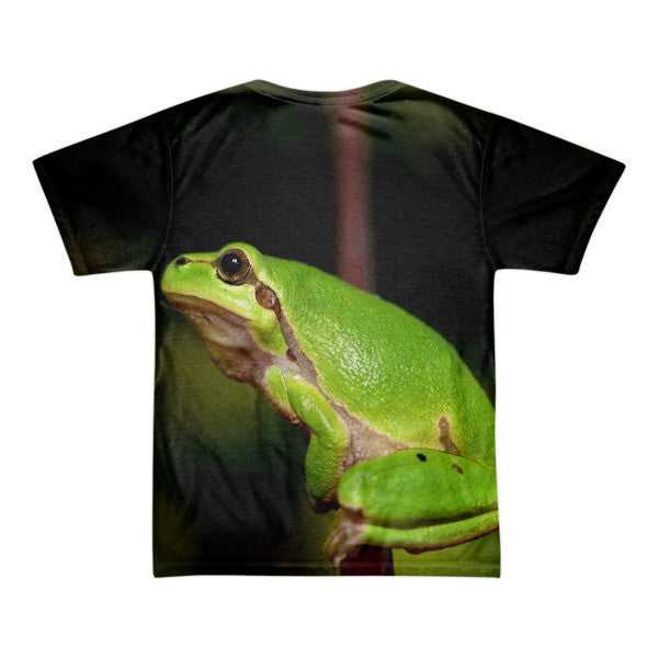 The Poised Frog | All-Over Shirt | Eternal Weekend - 2