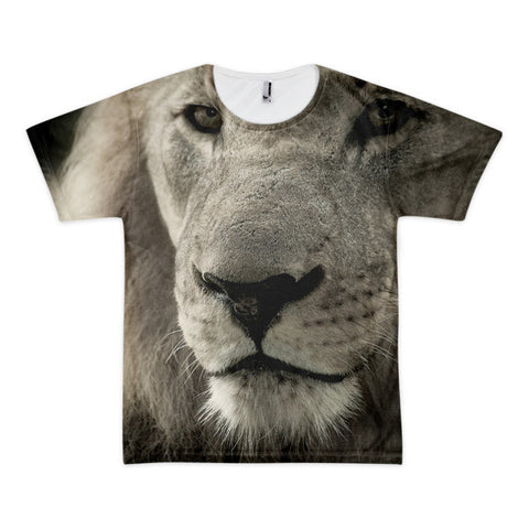 The Courageous Lion | All-Over Shirt | Eternal Weekend - 1