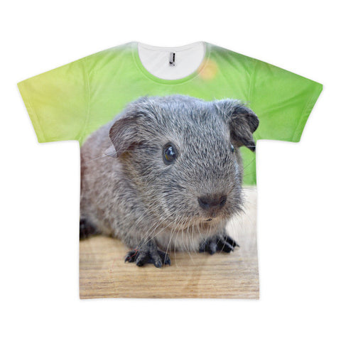The Gregarious Guinea Pig | All-Over Shirt | Eternal Weekend - 1