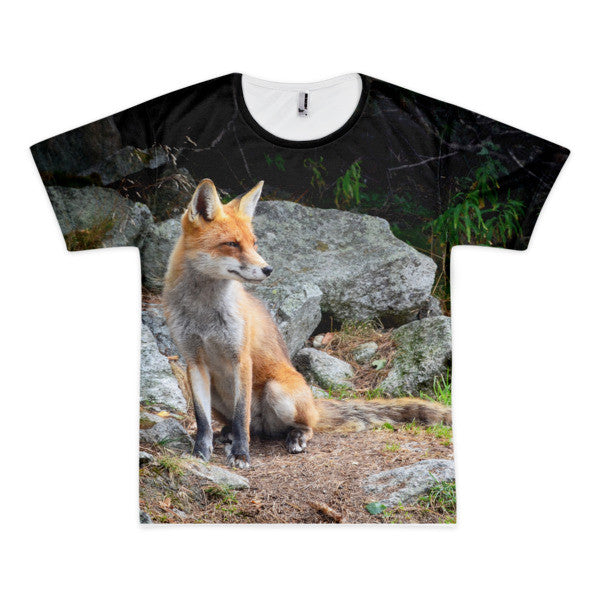 The Cunning Fox | All-Over Shirt | Eternal Weekend - 1