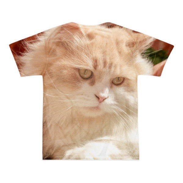 The Distracted Cat | All-Over Shirt | Eternal Weekend - 2