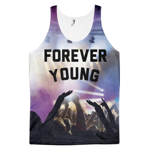 Forever Young | All-Over Tank | Eternal Weekend - 1
